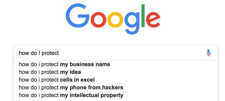 google suggest 1