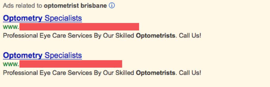 Optometry