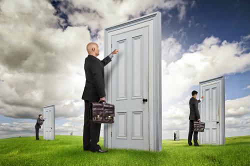 Inbounc Marketing vs Sales Rep
