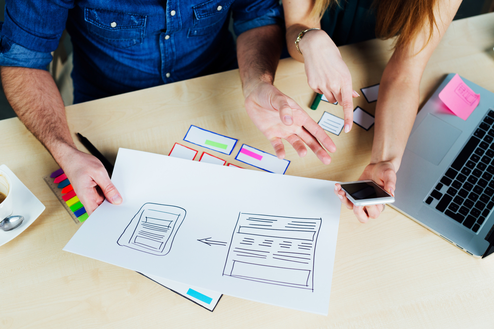 Website design mistakes that will cost you sales